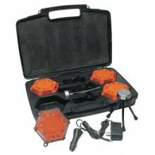 Crown 1168 4-Super Flare Kit W/ Redleds (1 KT)