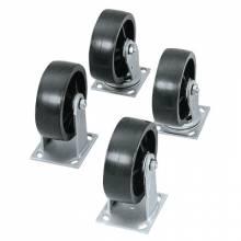 "Jobox 1-320990 4"" Caster Set 4Pc For Jobox & Jobsite Products"
