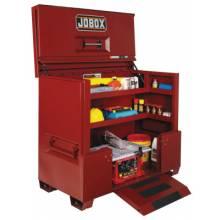 """Jobox 1-683990 Jobox Site Vault Piano Box E-Z Loader 60""""X31""""X50"""