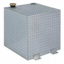Jobox 439000 Delta 48 Gallon Square Aluminum Tank