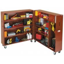 "Jobox 692990 Jobox 63""X63""X30"" Cabinet 58 Cubic Feet Useable"