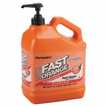 Permatex 25219 Fast Orange Hand Cleanerpumice 1 Gallon Bottle (4 EA)