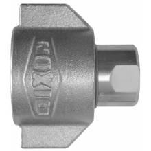 """Dixon Valve WS16F16 2"""" Steel Plug 2-11.5Nptfthread Psi 345"""
