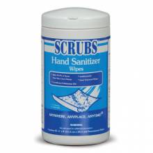 Scrubs 90985 Scrubs Hand Sanitizer Wipes 85 Wipes/Pal (1 PA)
