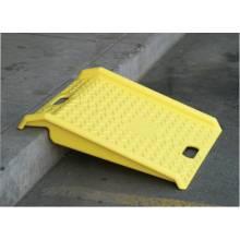 Eagle Mfg 1794 Poly Curb Ramp-Yellow 1000# Load