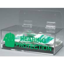 Brady 43520 Compact Ear Plug Dispenser With Cover