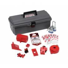 Brady 65289 Lockout Tool Box W/Components