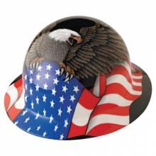 Fibre-Metal E1RW46A000 Hat-Thermoplastic Strongorange Rat Headgear