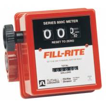 "Fill-Rite 807C-1 1"" In-Line Flow Meter20Gpm Serie"