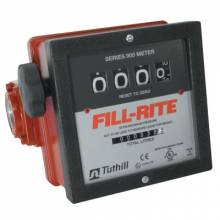 "Fill-Rite 901C1.5 Series 900 Basic Meter W/1-1/2"" Inlet & Out"
