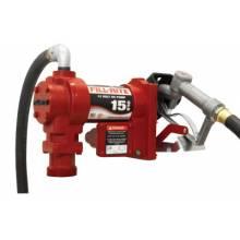 """Fill-Rite FR1210G 12V Dc Pump  Suction Pipe  3/4""""X12' Hose"""