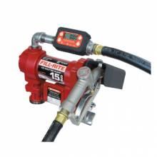 Fill-Rite FR1219G 12V Dc15 Gpm Fuel Transfer Pump W/Hose