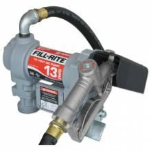 "Fill-Rite SD1202G 12V Dc Pump  3/4""X10' Hose  3/4"" Manual Nozzle"