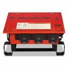 Cooper Wiring Devices RB303M Rhinobox 50A125/250V Nema3R Comb Manres