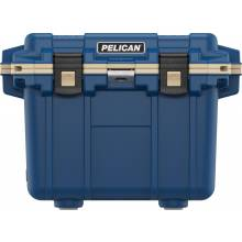 PELICAN IM 30QT ELITE COOLER PACIFIC BLUE/COYOTE