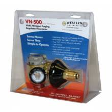 Western Enterprises VN-250 Preset Nitrogen Purgingregulator With 250 Psi