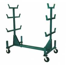 Greenlee 668 Mobile Pipe Rack