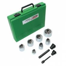 Greenlee 7307SP Speed Ko Kit Conduit Ss1/2X2In 1-7/32In