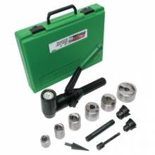Greenlee 7908SBSP Speed Punch Kit 1/2-2 Msw/Driver