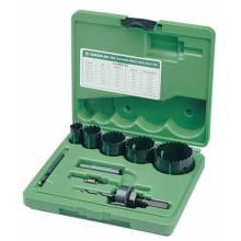 Greenlee 889 Plumbing Holesaw Kit