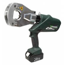 Greenlee EK06FTL11 Crimp Tool Dieless Ft Bat 120V C