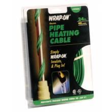 Wrap-On 31100 100' 120V Heat Tape White W/Thermosta