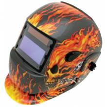 Tweco 4100-1004 Helmet Ws Adf 9-13 Skull/Fire