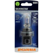 SYLVANIA 9004 SilverStar High Performance Halogen Headlight Bulb, (Contains 1 Bulb)