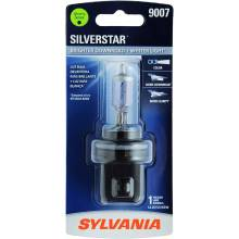 Sylvania 9007 SilverStar Auto Halogen Headlight Bulb, Pack of 1