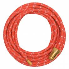 Weldcraft 45V04RR Wc Cable Power 25Ft 7.6M Braided Red