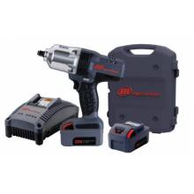 "Ingersoll Rand W7150-K2 1/2"" 20V High Torque Cordless Impactool Kit- 2 B"