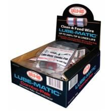 Weld-Aid 007062-POP Wa 007062 Lube-Matic Combo Pack (1Blk & 1Red/Pk) (24 PK)