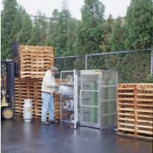 Justrite 23006 Vertical 5-10 Cylinderlocker