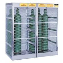 Justrite 23007 Vertical 10-20 Cylinderlocker