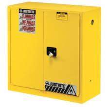 Justrite 899000 90 Gal Cabinet Yellow