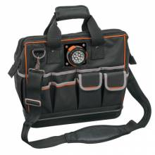 Klein Tools 55431 Lighted Tool Bag