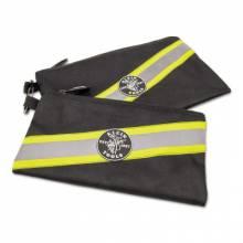 Klein Tools 55599 High Visibility Zipper Bags (2 EA)