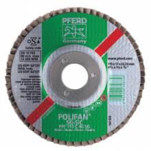 Pferd 62266 7 X 5/8-11 Polifan Sg Alu Ox Flat 24G (1 EA)