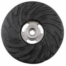 "Cgw Abrasives 49527 9"" X 5/8-11 Rigid Back-Up Pad W/O Nut"