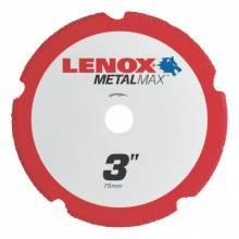 """Lenox 1972918 Lenox Diam Cutoff Wh Dg3"""" X 3/8""""  Die Grinder"""