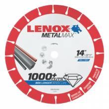 """Lenox 1972929 Lenox Diam Cutoff Wh Ch14"""" X 1""""  Chop Saw"""