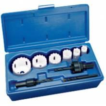 Lenox 30294600CTP 600Ctp Plumbers Carbide-Tipped Hole Saw Ki