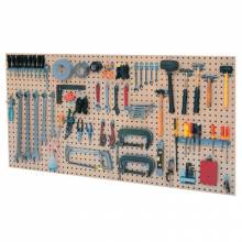 Kennedy 50004TX 4-Panel Toolboard Set W/60-Piece Toolholder Set