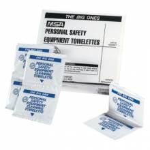 Msa 10022871 Respirator Wipes 50/Bx