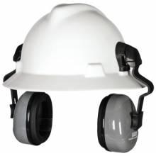 Msa 10129327 Sound Control Muffs Forfull Brim Hat