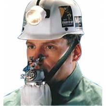 Msa 461100 W65 Self-Rescuer Respira