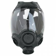Msa 813859 Medium Black Adv 1000 Riot Respirator