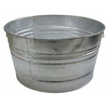 Magnolia Brush 3 73.97-Qt. Galvanized Tub (1 EA)