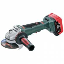 "Metabo 613074620 Wpb 18 Ltx 115 Bl 18V 4"" Brushless Brake Angle"