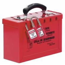 "Master Lock 498A 6""X9-1/4"" X3-3/4"" Metalgroup Lock Box"